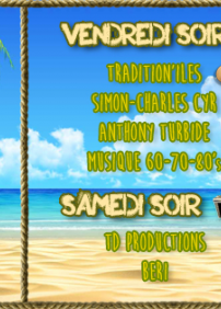 Tradition'Iles, Simon-Charles Cyr & Anthony Turbide, DJ Beri, TD Productions